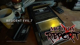 Resident Evil VII Review - My Cody Report!
