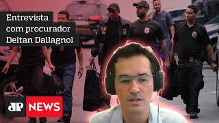 Deltan Dallagnol fala sobre a crescente pressão contra a Lava Jato e sobre a suspeição de Moro