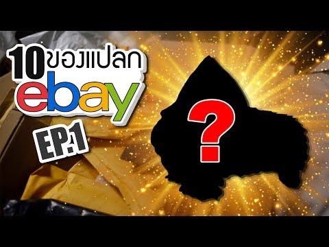 10 ของแปลกใน eBay ที่คุณอาจไม่เคยรู้ ~ LUPAS