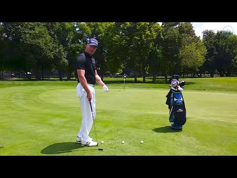 Short Game Left Side Progression Drill for Better Feel