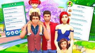 MY MUST-HAVE CAS MODS // The Sims 4 - Самые лучшие видео