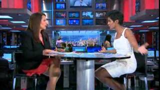 Tamron Hall talks 'Deadline: Crime' and opens up about her sister's murder