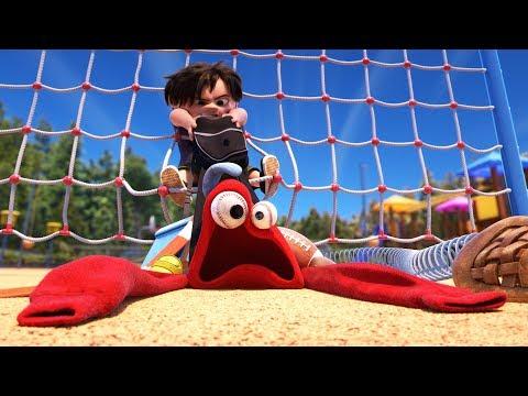 LOU Movie Clip - Pixar Cars 3 Short | MTW