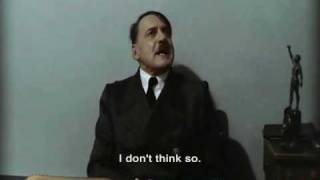 Pros and Cons with Adolf Hitler: The iPad