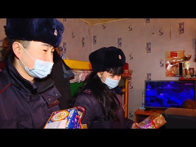 В Ангарске полицейские на один день стали волшебниками