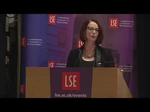 LSE Events | Julia Gillard | Education for All: meeting the challenges of the 21st century