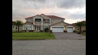 Stunning Home For Sale In Kissimmee, Florida.  Shows Better Than A Model Home.