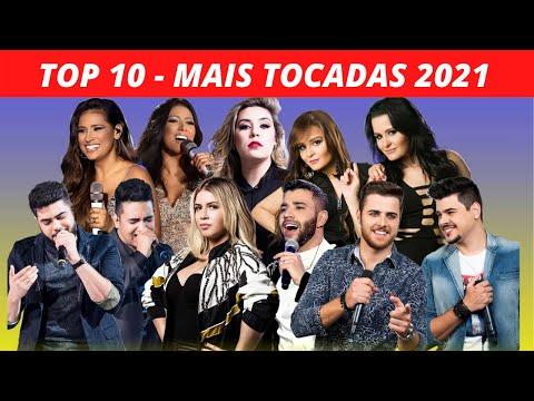 TOP 10 - MSICAS SERTANEJAS MAIS TOCADAS 2021 - TOP SERTANEJOS 2020 - PARTE 3