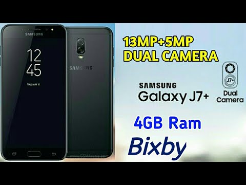 Samsung Galaxy J7+ (Plus) Dual Camera, 4GB R,16MP Front Camera,Bixby | Hindi | Techno Rohit |