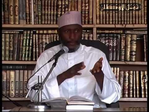 Sheikh Awwal Albany Zaria(Umdatul Ahkam 6a)