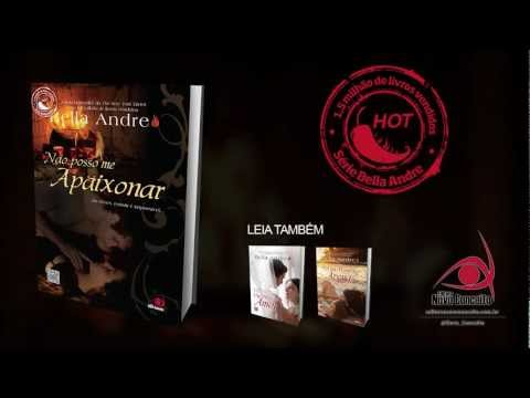 Book trailer: N�o posso me apaixonar