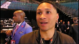 """TYSON FURY SHOCKED ME!"" REGIS PROGRAIS REACTS TO TYSON FURY STUNNING WILDER KO, TALKS HOOKER CLASH"