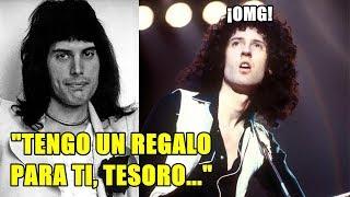 ¡El REGALO de Freddie Mercury a Brian May!
