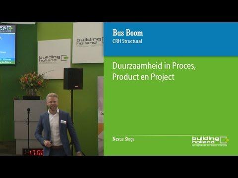 Duurzaamheid in proces, product en project