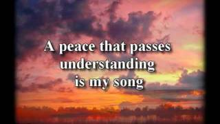 My Hope Is In You - Aaron Shust Worship Video with lyrics