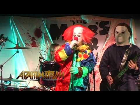 Adamantium - Halloween theme & Gula (live)