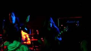 Arsis - Worship Depraved live in Dublin 2010