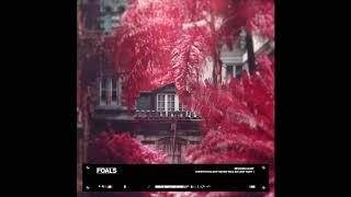 Foals - Moonlight [Official Lyric Video]