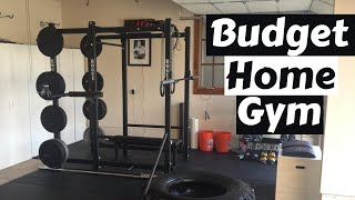 The Cheapest Home Gym Possible (Best Bang For Your Buck)