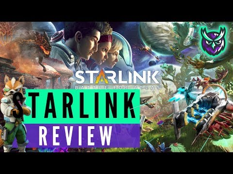 Starlink: Battle for Atlas Nintendo Switch Review video thumbnail