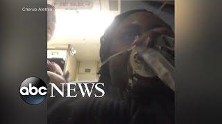 New video shows terrifying scene aboard Southwest flight