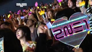 111225 2NE1 - Ugly on 2011 Seoul Tokyo Music Festival