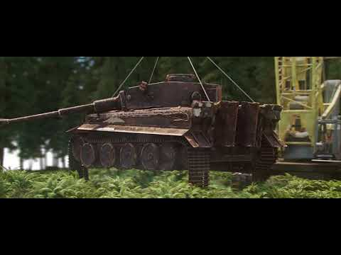 Trailer de Tank Mechanic Simulator