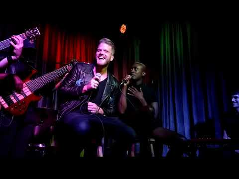 Don't Wanna Miss A Thing (Aerosmith Cover) - Vincint and Scott Hoying