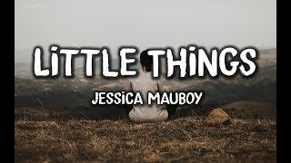 Jessica Mauboy   Little Things (Lyrics)