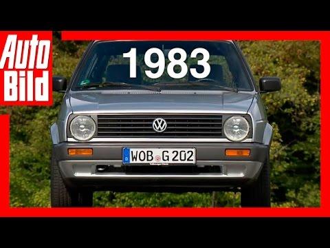 VW Golf 2 (1983): Der Generations-Countdown - Review - Fahrbericht - Test