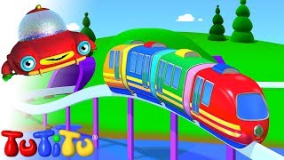TuTiTu Toys | Electric Train