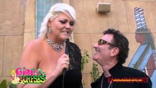 Lindsay Hayward WWE giant crushes Corpsy!