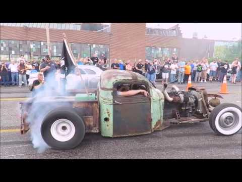 Shapiro Steelfest burnout movie 2015