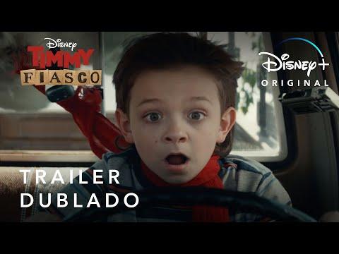 Timmy Fiasco | Trailer Oficial Dublado | Disney+