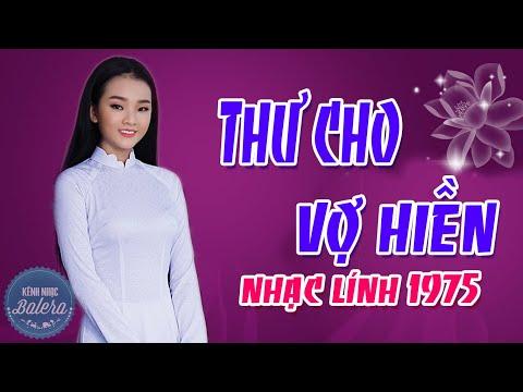THƯ CHO VỢ HIỀN, THÀNH PHỐ SAU LƯNG   LK Nhạc Lính Thời Chiến Bất Hủ