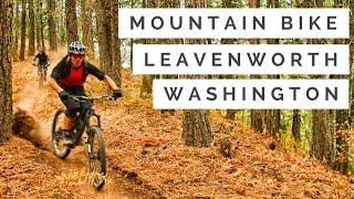 Mountain Biking in Leavenworth, Washington