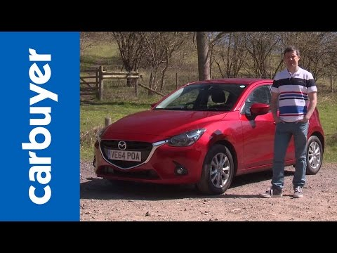 Mazda 2 hatchback review - Carbuyer