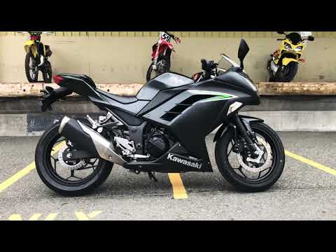 2016 Kawasaki Ninja 300 ABS in Auburn, Washington - Video 1