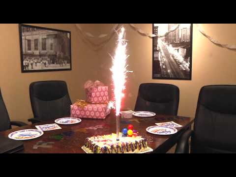 Fireworks Fountain Smokeless Celebration Candle Watch This Firework Live