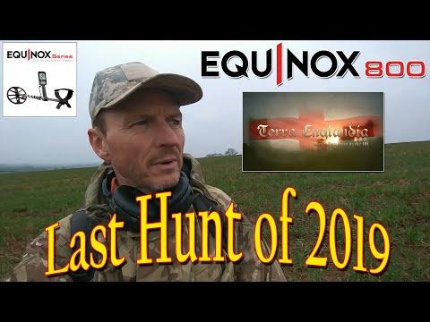 Metal Detecting UK - Last Hunt of 2019