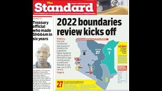 2022 Boundaries review kicks off | Press Review