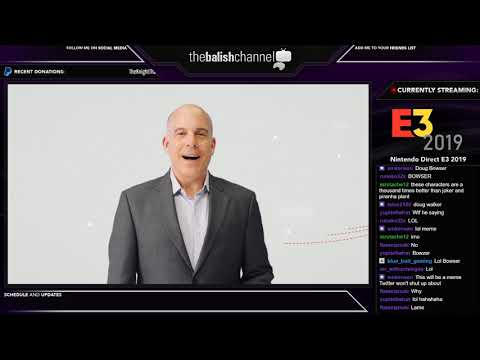 Balish reacts to Nintendo's E3 2019