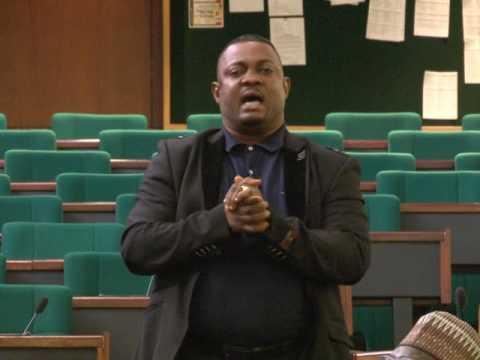 Hon Olatoye Temitope Sugar,7 Dec 2016   Motion on need to investigate the alleged killing of four un