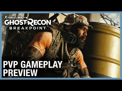 Ghost Recon Breakpoint: PVP Ghost War Gameplay Preview | Ubisoft [NA]