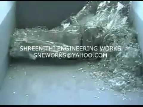 MSW Shredder