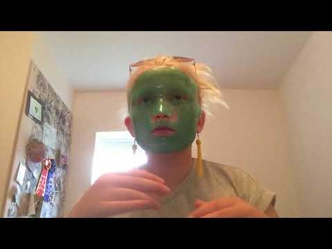 Das Peroxid für das Bleichen der Gesichtshaut