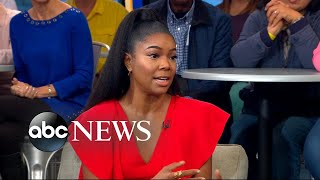 Gabrielle Union opens up on sexual assault: