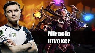 Dota 2 Stream: Liquid Miracle playing Invoker