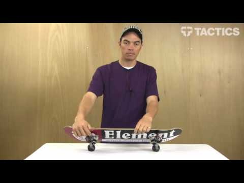 Element Section Complete Skateboard Review
