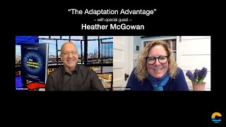 How is your personal identity formed? Heather McGowan x Todd McLees